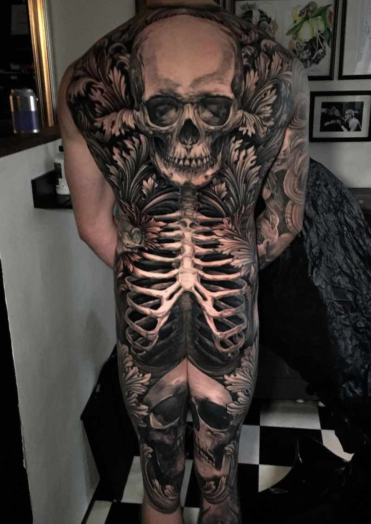 skull tattoos sick fcukn