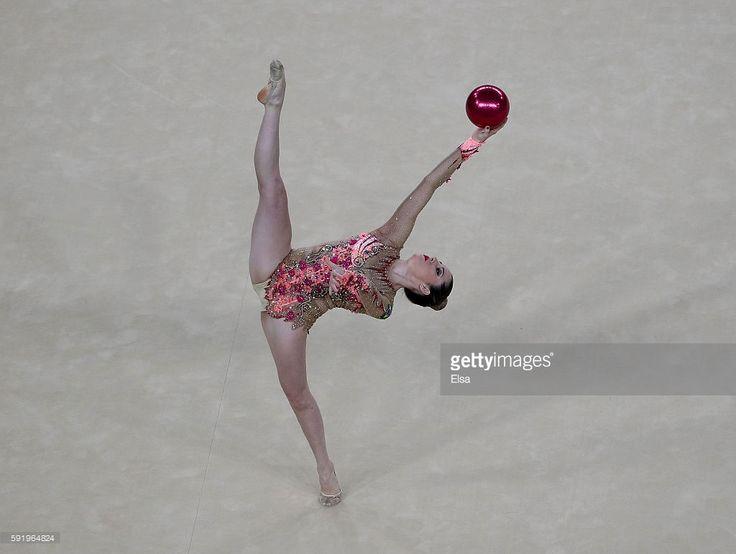 Natalia Gaudio (Brazil), Olympic Games Qualification (Rio) 2016