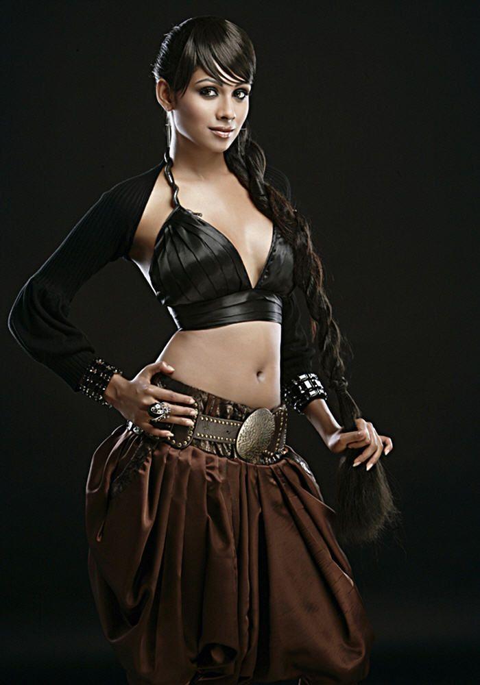 Actress Pooja Bose