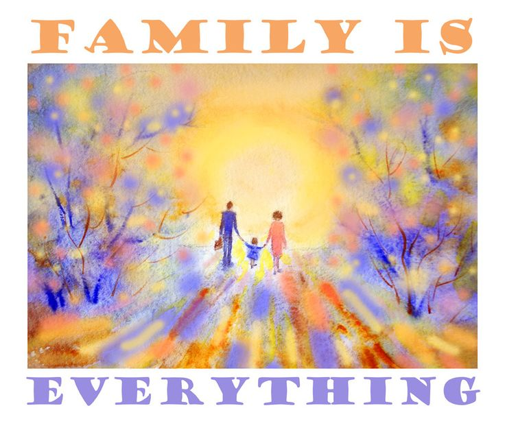PRINTABLE Art Print, FAMILY IS everything, Instant Download, family, Digital File, Quote Poster by RecipesOfHappiness on Etsy
