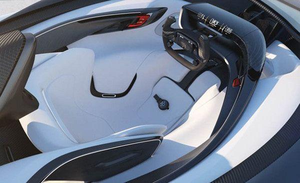 #CES2016 - Faraday Future FFZERO1 - Electric Car