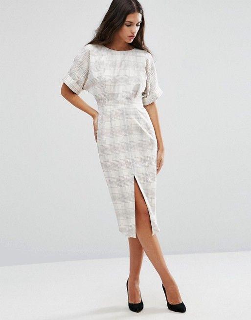 ASOS | Платье в клетку ASOS