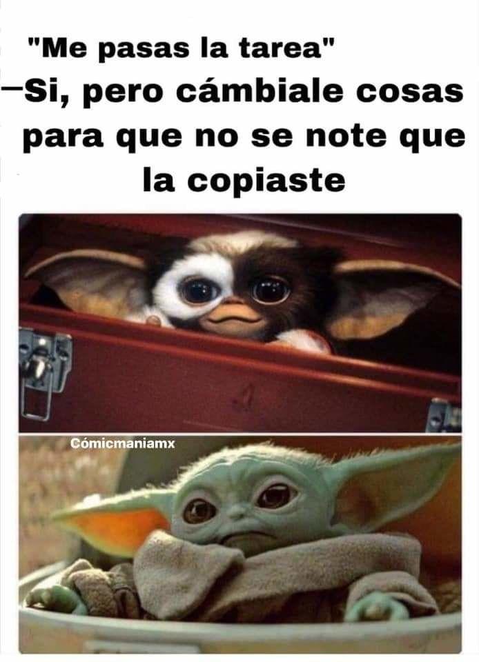18 Adorables Memes De Yoda Bebe Que Te Ayudaran A Sobrevivir La Semana El Mes Y El Ano Memes De Yoda Memes Memes Divertidos