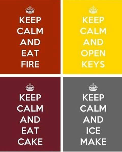 Fairy Tail: Keep Calm and...