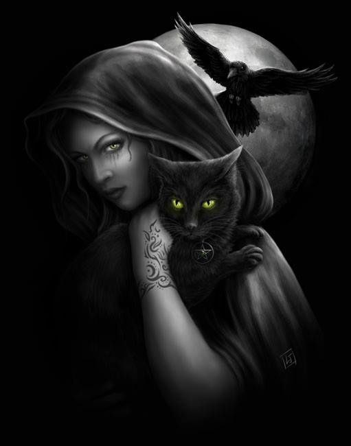 Wiccan Art | Pagan and Wiccan: Art and Beauty