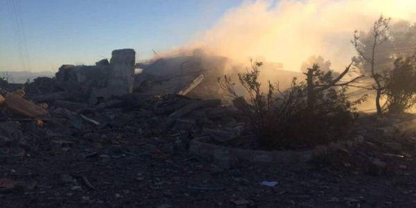 Κόλαση από την τουρκική Αεροπορία: Παρά την αντίδραση των ΗΠΑ σάρωσαν με 100 νεκρούς τις θέσεις των Κούρδων της Συρίας