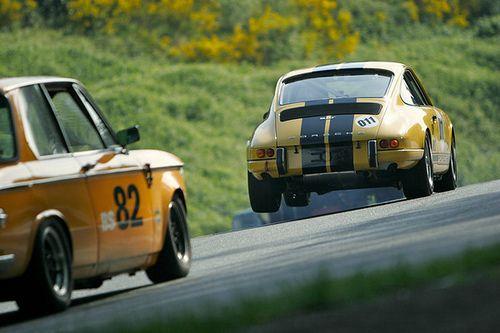 Porsche trying hard...