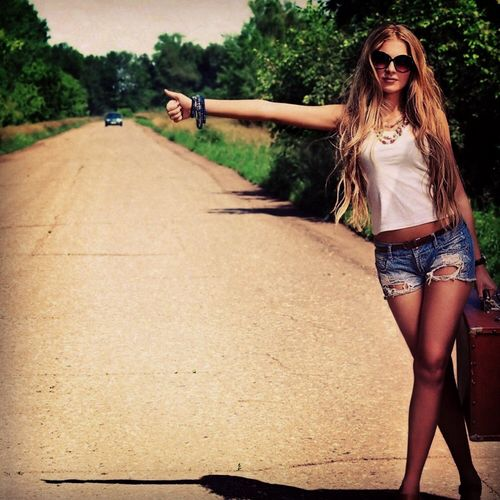 hitchhikers sexy