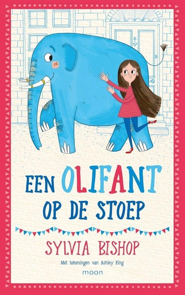 Bij Uitgeverij Moon is het boek Een Olifant op de stoep verschenen. Wat een prachtig boek voor kinderen vanaf 7 jaar. Stiekem was de redactie hier ook dol op vanaf 17 jaar hihi.