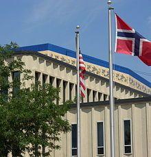 Sons of Norway Building in Minneapolis, Minnesota