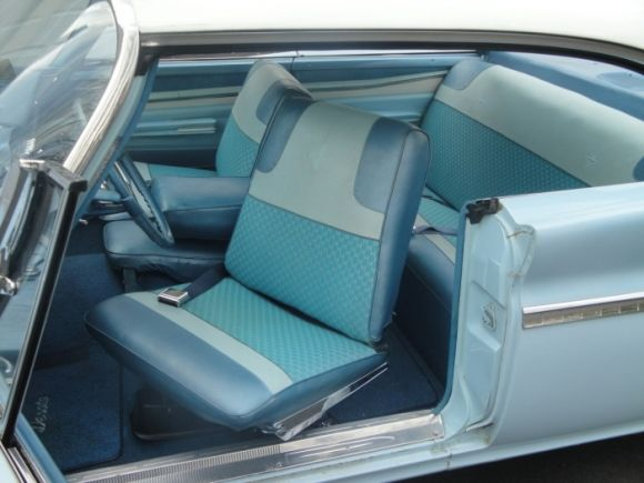 1960 Desoto Fireflite Love The Swivel Seat Wearing A