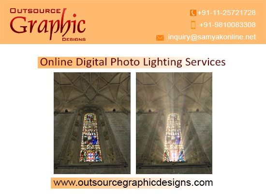 We specialize in offering top quality online digital photo lighting services as per the customer requirements. Having many years of experience into digital photography, the team is very talented and depth knowledgeable to improve the lighting standards of any size digital photos.