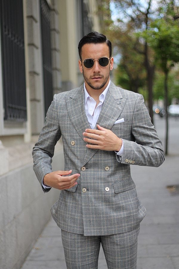 76 best images about Double breasted blazer on Pinterest ...