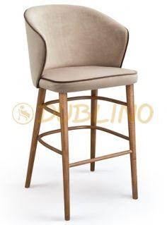 LS LODEN BS - barová židle
