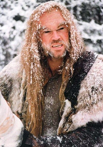 Sabretooth (from X-Men, 2000). Portrayed by Tyler Mane