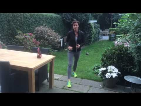 Dag 9 van de buikchallenge april - YouTube