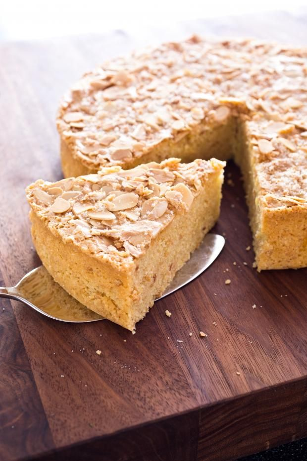 Recipe For Italian Almond Cake From America S Test Kitchen Wisconsin Public Radio