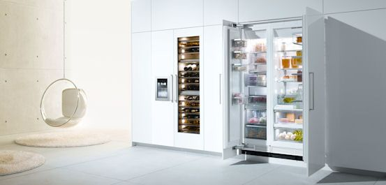 whoaaaaa  Miele MasterCool fridges
