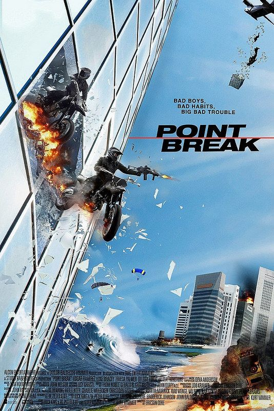 Watch Point Break (2015) Full Movies (HD quality) Streaming