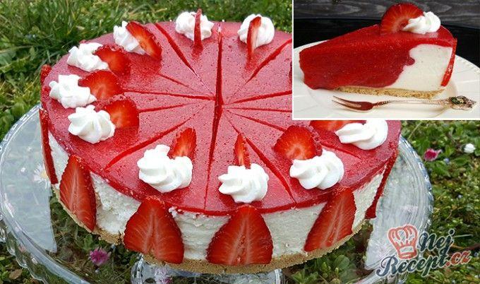 osvezujici-jahodovy-dort-bez-peceni