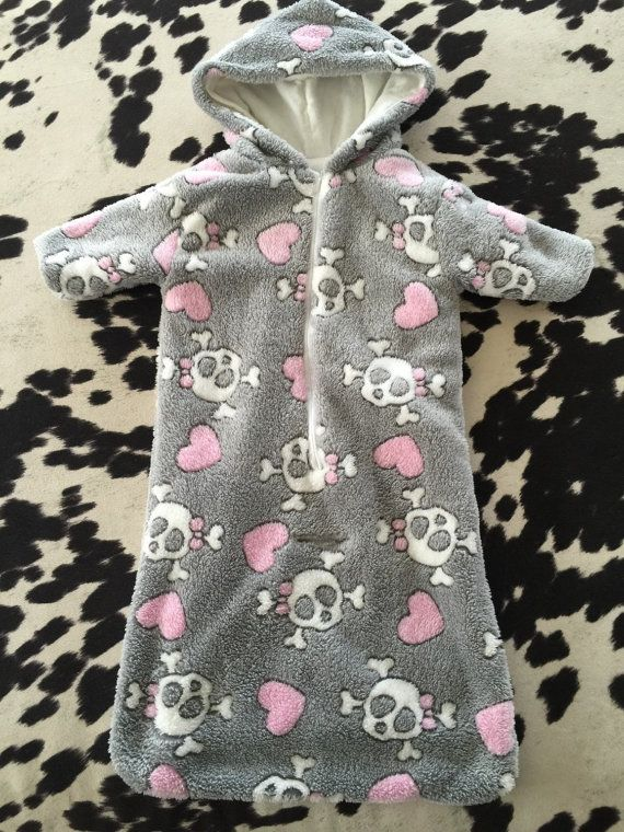 Brand New Handmade Skull Baby Sleeping Bag by ...