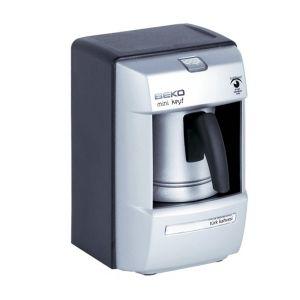 Beko BKK2113M Mini Kahve Makinası Ölçü kaşığıyla tam kıvamında Türk kahvesi hazırlamanızı sağlayacak Beko BKK2113M Mini Kahve Makinesi, Cook Sense sistemiyle kahvenin piştiğini algılıyor ve otomatik olarak kapanıyor. Anti-Spill özelliğiyle taşmayı önleyerek kahvenizin bol köpüklü olmasını sağlıyor. http://www.beyazesyamerkezi.com/Beko-BKK-2113-M-Mini-Kahve-Makinasi.html