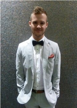 Damon Woolf, former Volunteer at #nzfw. Check out his story.
