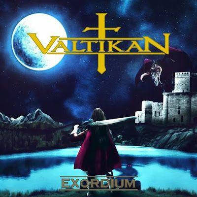 BEHIND THE VEIL WEBZINE: VALTIKAN – Exordium Review
