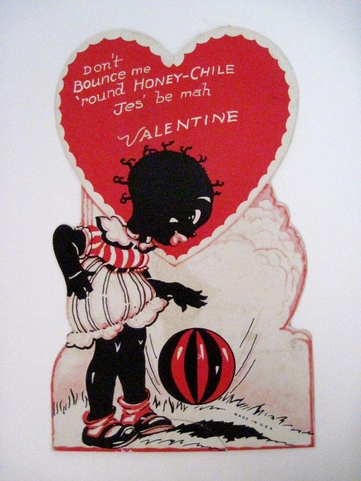 214 best Vintage valentine cards images on Pinterest  Valentines