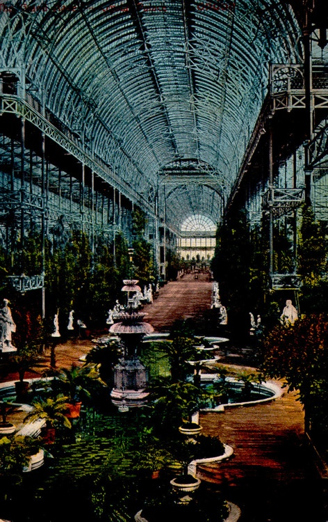 The Crystal Palace.