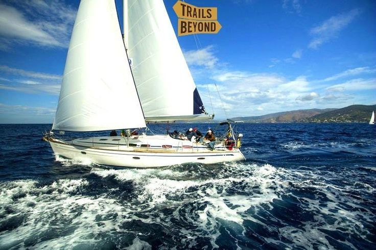 Sailing in Greece, Cyclades & Saronic Islands
