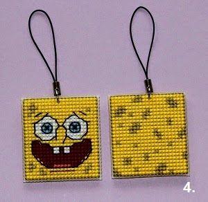 SpongeBob - breloczek (4)