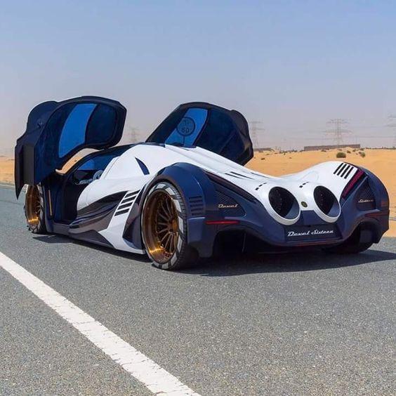 Entwickle 16 mit 12,6 Litern – Superfast Travel In Style   – super autos