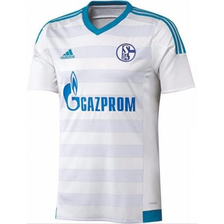 Maillot Schalke 04 2016-2017 Pas Cher Extérieur