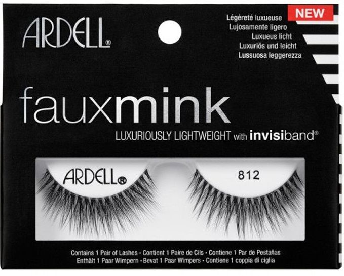 LUSH eyelashes not only look youthful they look as sexy as. The kindest thing about these ARDELL FAUXMINK LASHES, you can look gorgeous knowing no mink was harmed for beauty.