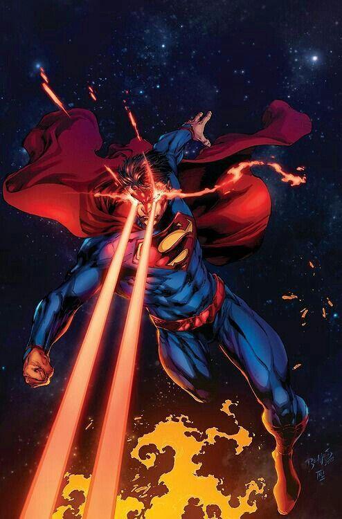 #Superman #The #Man #Of #Steel #Fan #Art.