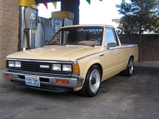 1986 Nissan 720 Pick Up One Of The Better Vehicles I Ve Ever Owned Ran Through 120 000 Miles And Still Got A Fair Price When Sold It To