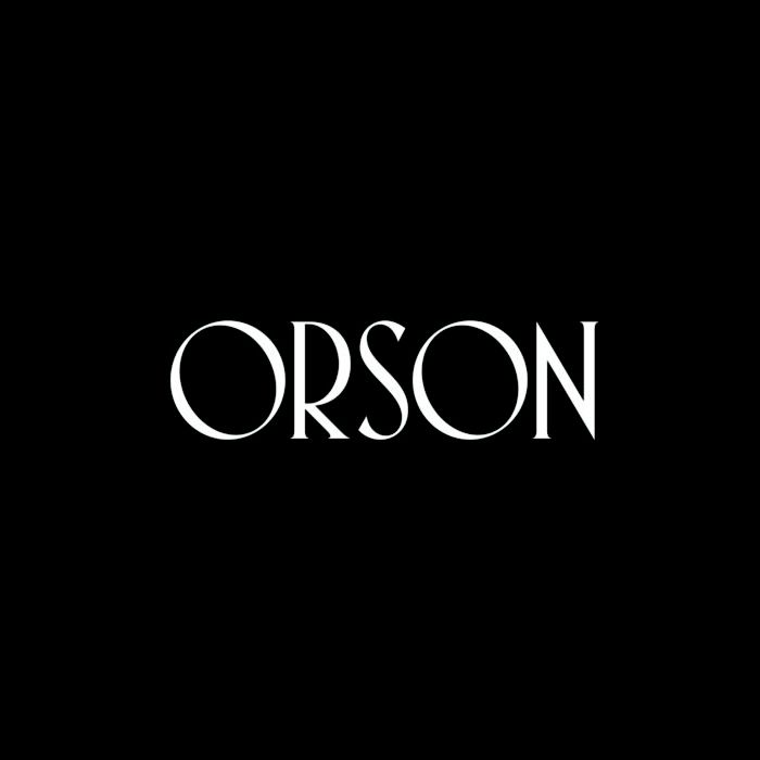 Orson by Anagrama, 2017. #branding #logotype