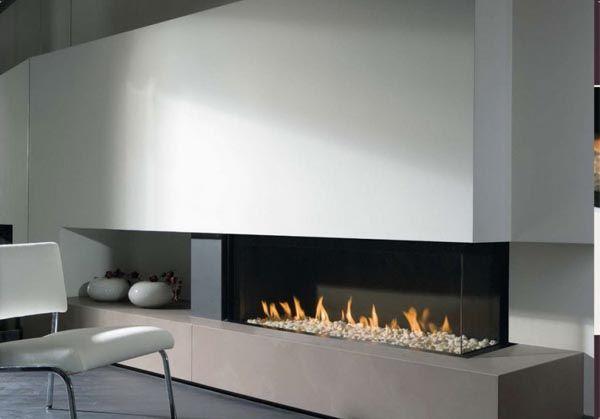 17 Modern Fireplace Designs Ideas