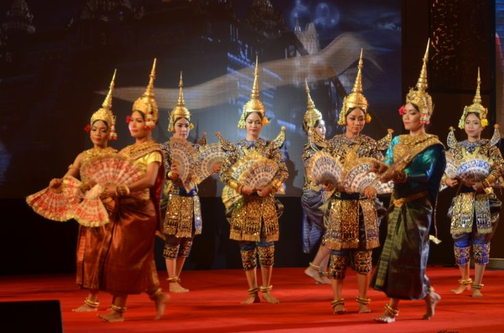 Khmer Apsara Dance