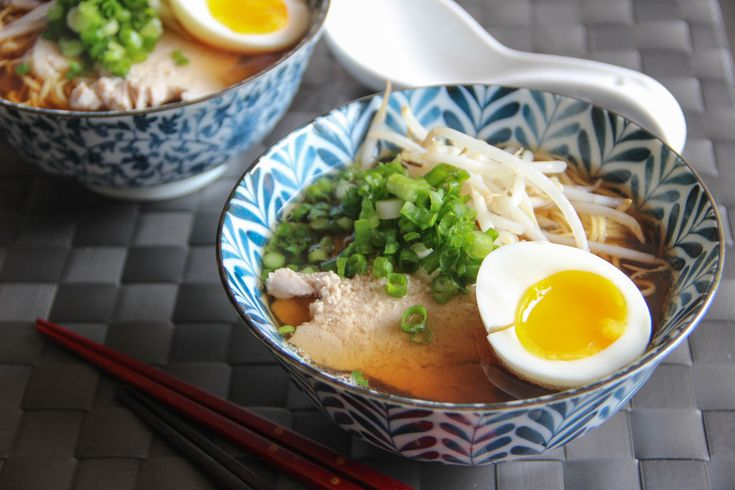 <p>Ramen is a very popular noodle soup in Japan.  Ramen noodles are originally Chinese style noodles, but it's been changed and improved over the years, and evolved to our own food. There are millions of Ramen restaurants in Japan from mom and pop Chinese restaurants in neighborhoods, Ramen street carts …</p>