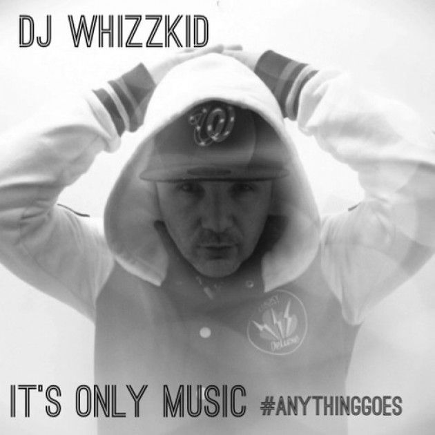 DJ Whizzkid - It's Only Music review
