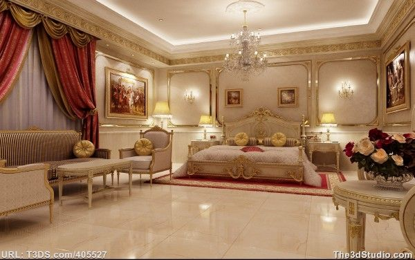 Best 3D Models Luxury Master Bedroom Absolutely Stunning 400 x 300