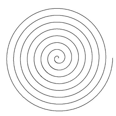 patroon spiraal - Google zoeken