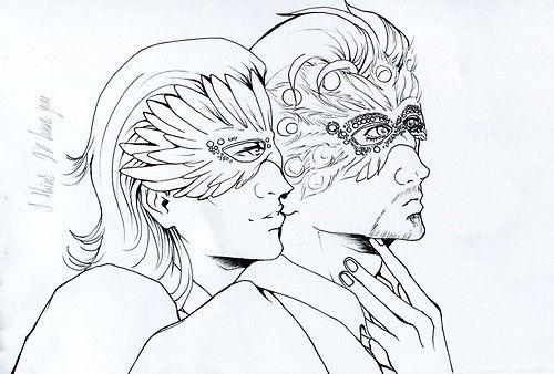Frostiron Tony X Loki Favourites By Cooberri Deviantart – Dibujos