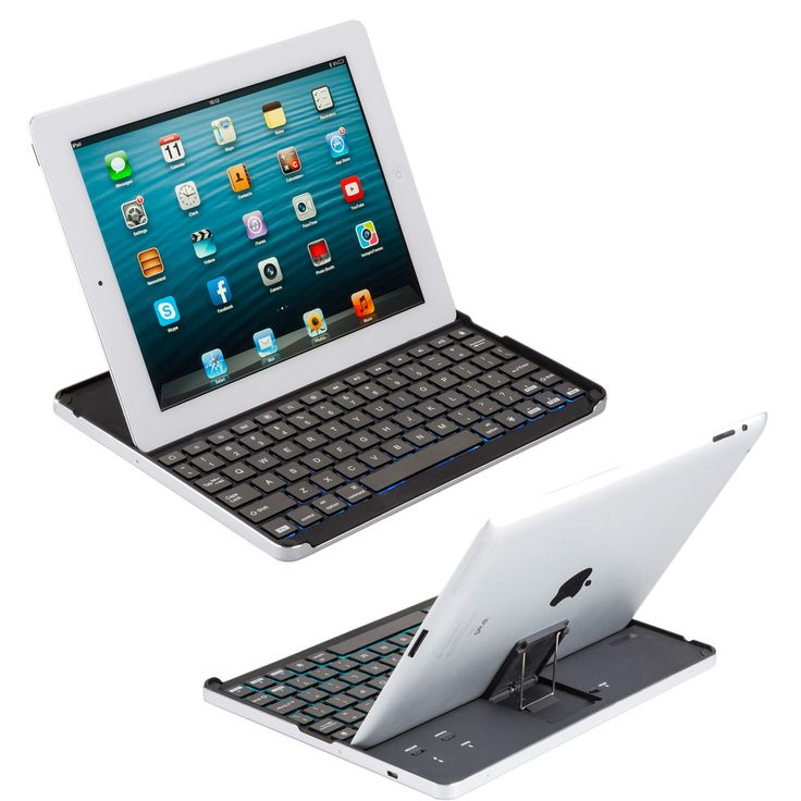 Cooper Firefly Backlight Keyboard for all Apple iPads
