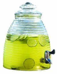 Mason / Yorkshire jars and glass ware