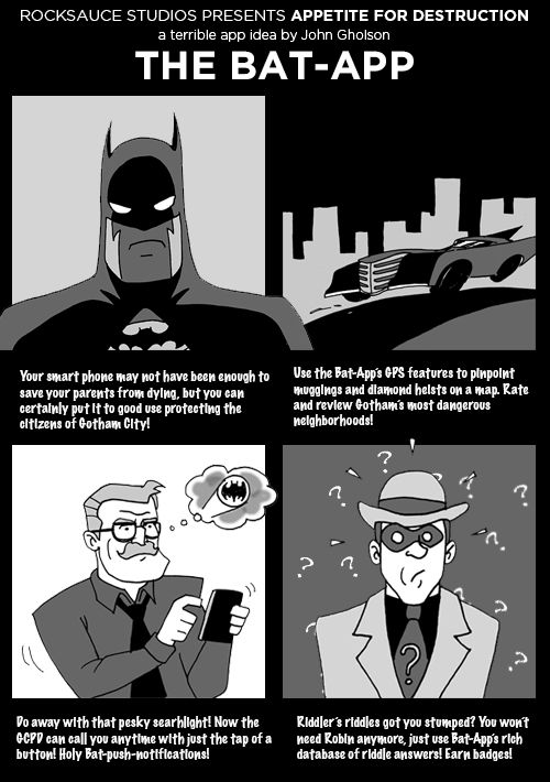 The Bat-App!