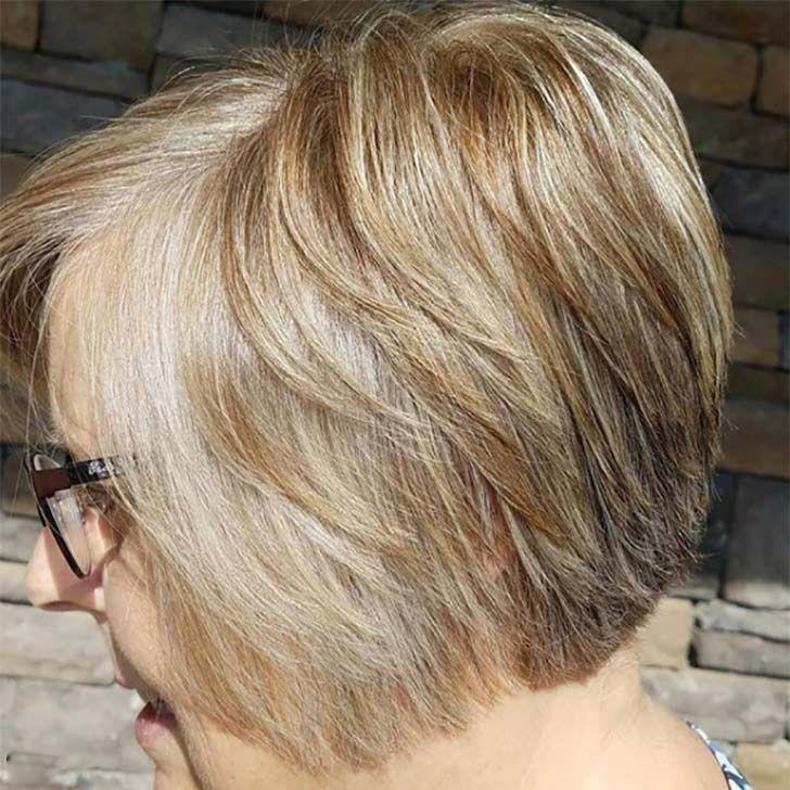 40 Best Short Hairstyles For Women Over 60 Short Haircut Styles Haircut Styles For Women Short Hair Styles
