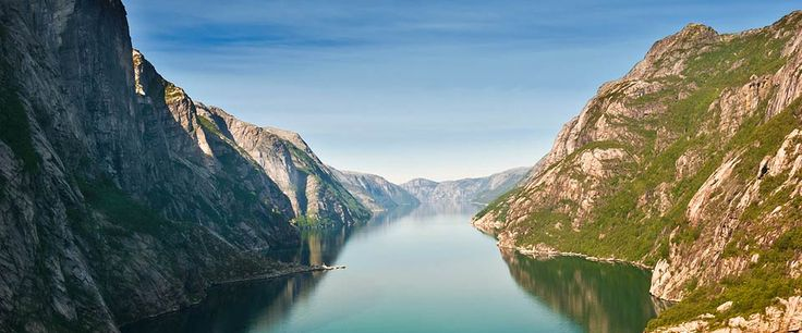 7 Night Norwegian Fjord Cruise from £849 for a balcony cabin & up to £150 On Board Spending Money this July